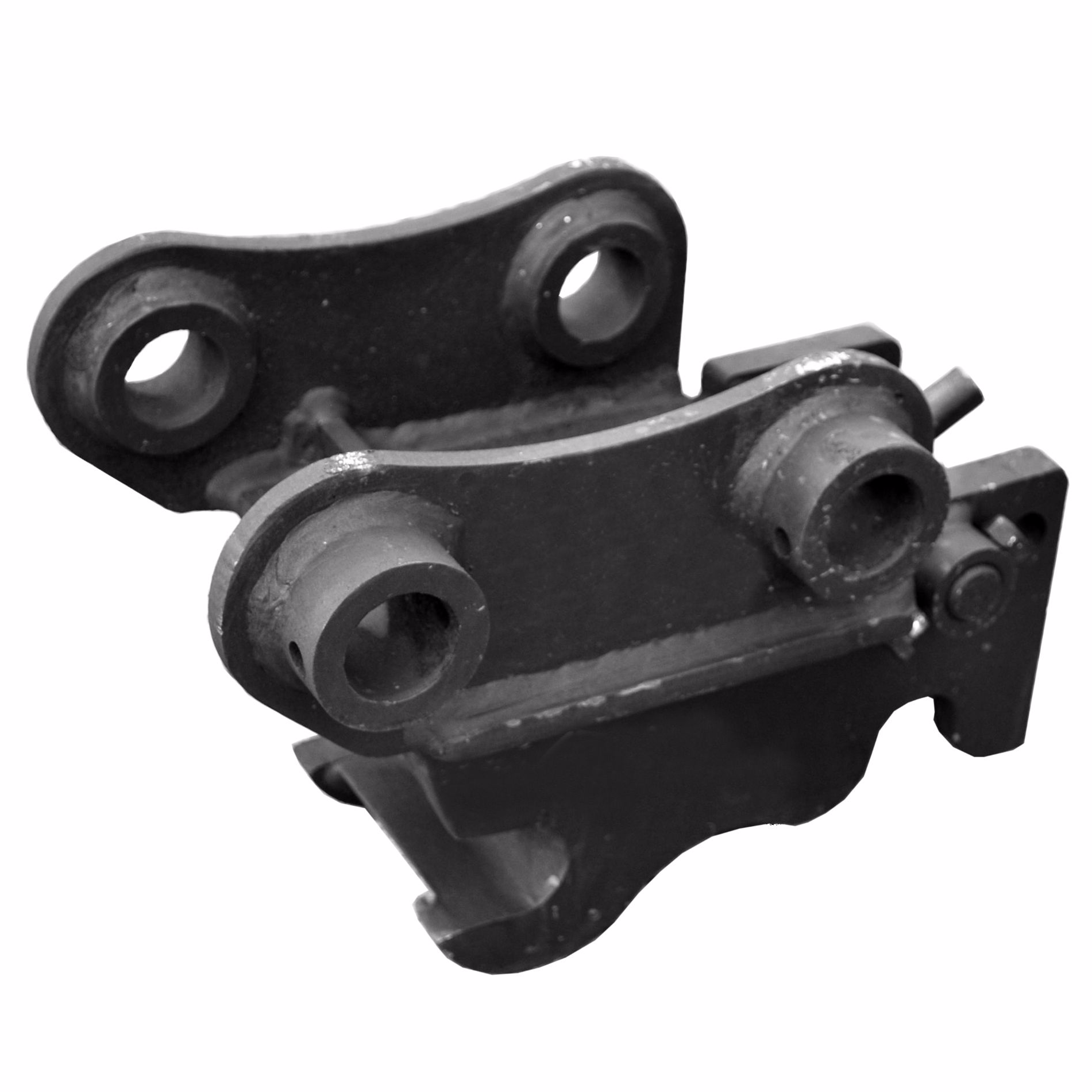 Quick Hitch Top Link : Springlock quick hitch